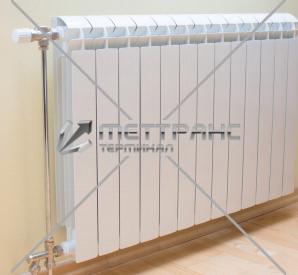 Радиатор панельный в Кургане
